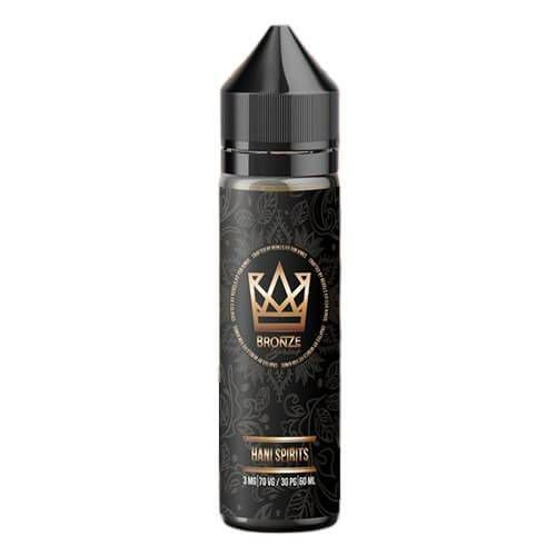 LÍQUIDO HANI SPIRITS REBELS AND BRONZE SERIES - KINGS EJUICE