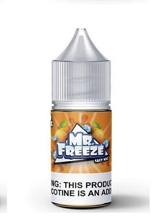 Líquido Salt Nicotine - Peach Frost - MR. Freeze