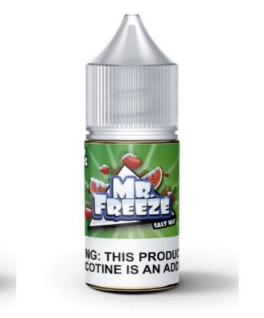 Líquido Salt Nicotine - Strawberry Watermelon Frost - MR. Freeze