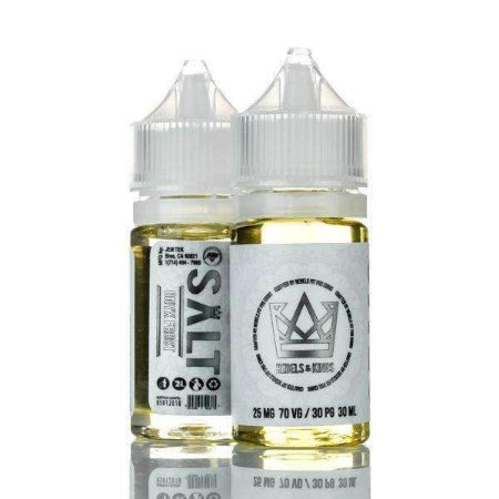 Líquido Nicotine salt Onyx Frost - Rebels and Kings