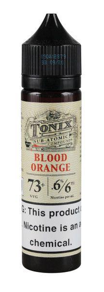 Líquido Blood Orange - Tonix Eliquid