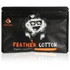 Algodão Feather Cotton 20pcs  - Geekvape