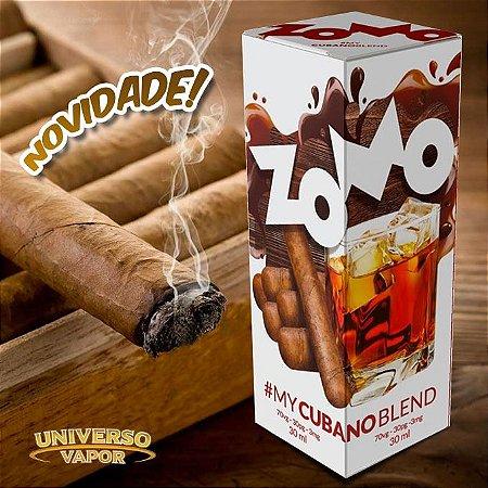 LÍQUIDO  ZOMO - MY CUBANO BLEND   E-JUICE