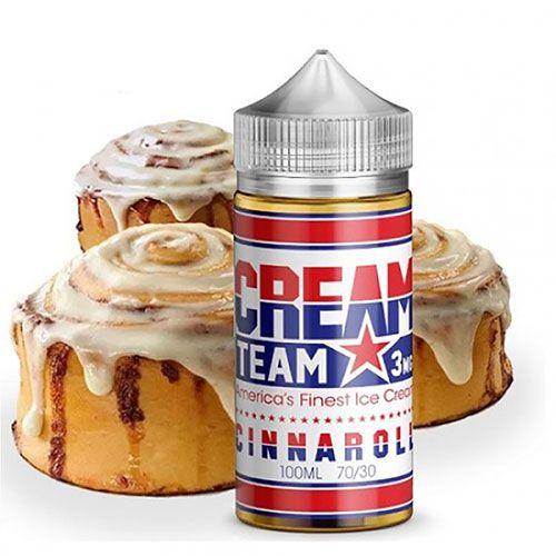 Líquido CINNAROLL - Cream Team