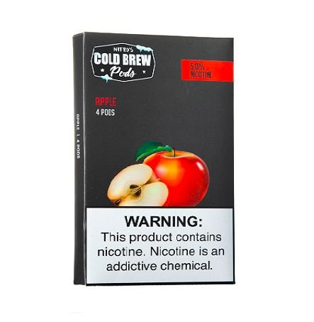 Pod para Juul  ( Apple )  - Nitros Cold Brew