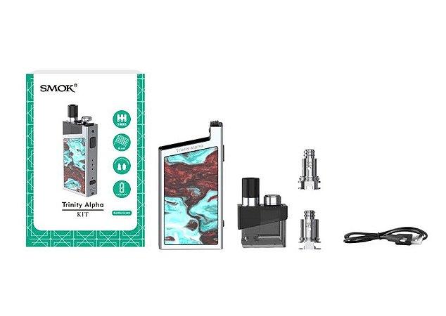 POD SYSTEM TRINITY ALPHA RESIN 1000MAH - SMOK