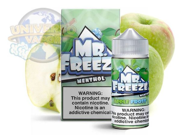 LÍQUIDO APPLE FROST - MR. FREEZE