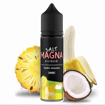 Líquido NicSalt Tropical Ananas – Magna