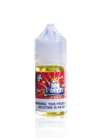 Líquido Salt Nicotine - Strawberry Lemonade - MR. Freeze