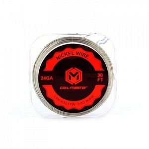 Fio Nickel Wire - 10 Metros - Coil Master
