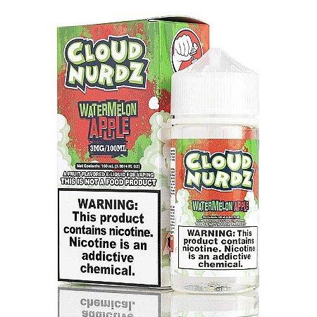 Líquido Watermelon Apple Cloud Nurdz