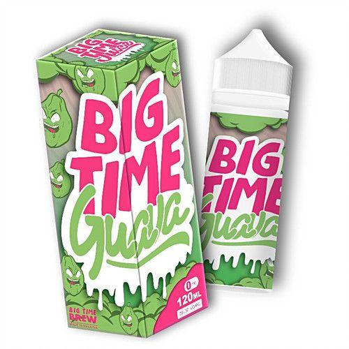 Líquido Guava Big Time