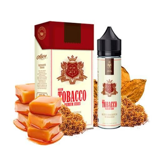 Líquido Butterscotch Tobacco  Ossem