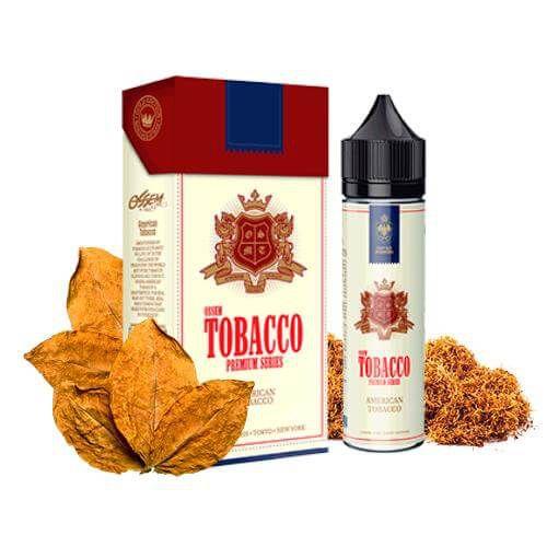 Líquido American Tobacco  Ossem
