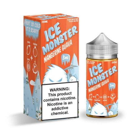 LIQUIDO ICE MONSTER MANGERINE GUAVA  JAM MONSTER 100ml