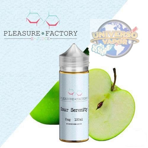 Líquido Sour Serenity Pleasure Factory