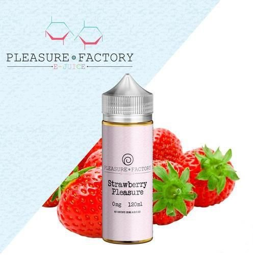 Líquido STRAWBERRY Pleasure Factory