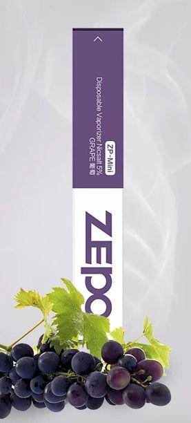 Pod System ZP Mini GRAPE  descartável ZEPO