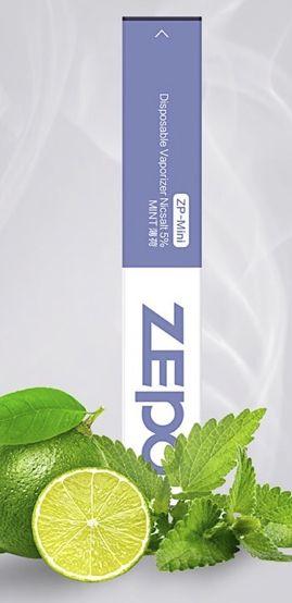 Pod System ZP Mini MINT  descartável ZEPO