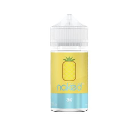 Líquido Naked 100 Basic ICE Pineapple