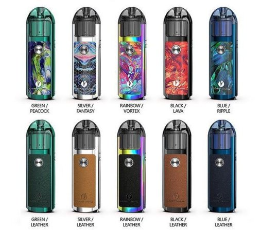 Kit Pod System LYRA Quest Lost Vape
