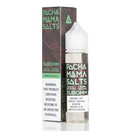 Líquido Strawberry Watermelon Pachamama Salts SUBOHM