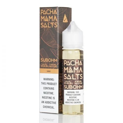 Líquido Sobert  Pachamama Salts SUBOHM
