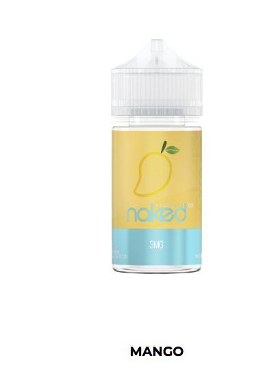 Líquido Naked 100 Basic ICE Mango