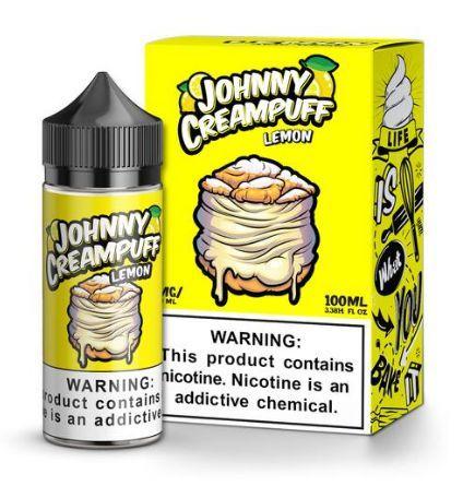 Líquido Johnny Creampuff Lemon
