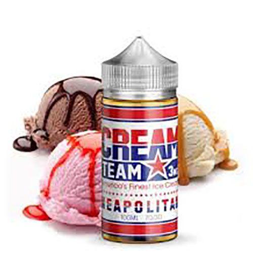 Líquido NEAPOLITAN  - Cream Team