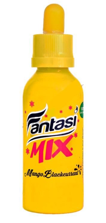 LÍQUIDO MIX MANGO BLACKCURRANT - FANTASI