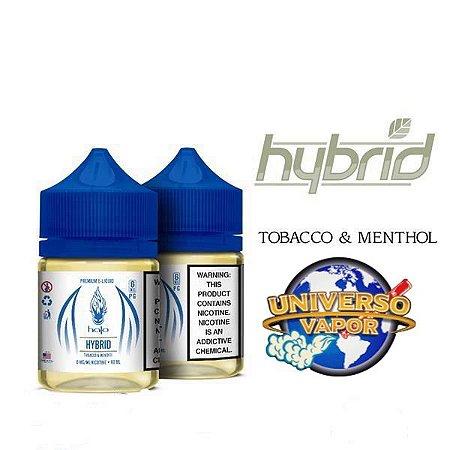 LÍQUIDO HYBRID TOBACCO & MENTHOL - HALO
