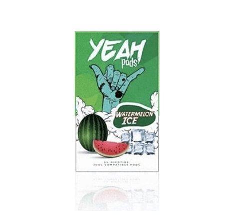 PODs (cartucho) c/ Líquidos P/  JUUL Watermelon Ice YEAH