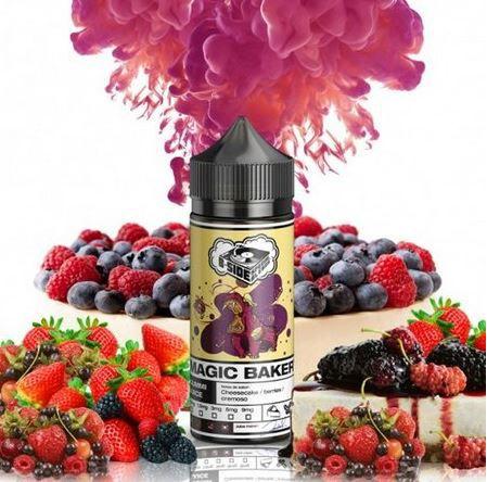 Líquido Juice Magic Bakery - Gummi - B-Side