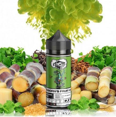 Líquido Juice Osborn's Fruit Farm - Mr Cane Mint - B-Side