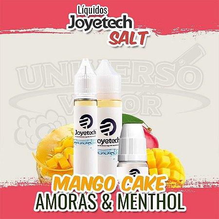 LÍQUIDO SALT MANGO CAKE - JOYETECH