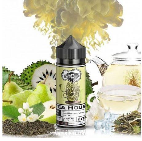 Líquido Juice Tea House - Pear Tea - B-Side