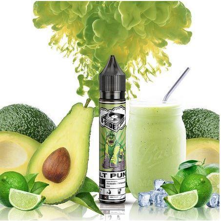 Líquido Juice Salt Punch - Green Smoothie - B-Side