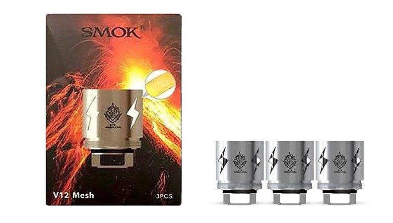 BOBINA REPOSIÇÃO P/ TFV12 V12 MESH - SMOK