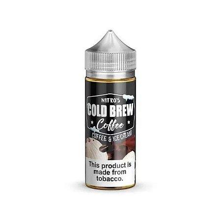 LÍQUIDO COFFEE & ICE CREAM - NITRO'S COLD BREW