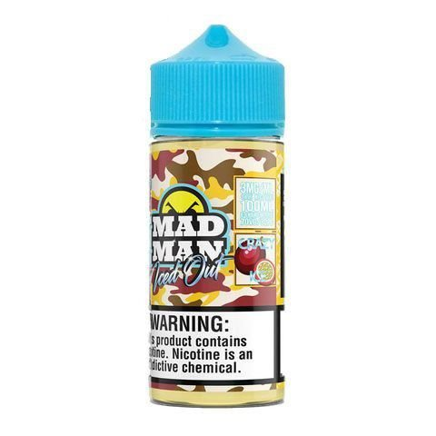 LIQUIDO PASSION FRUIT ICED OUT - MAD MAN