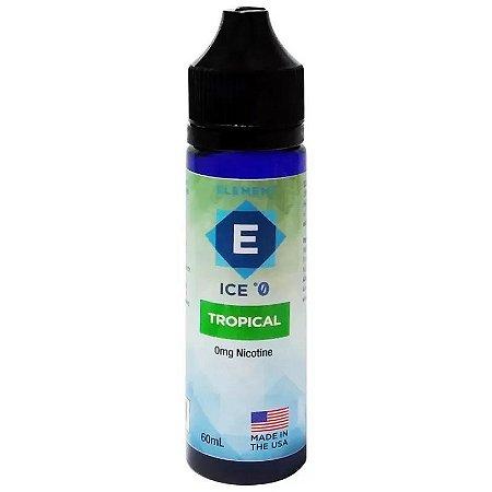 LÍQUIDO ELEMENT ICE TROPICAL - ELEMENT