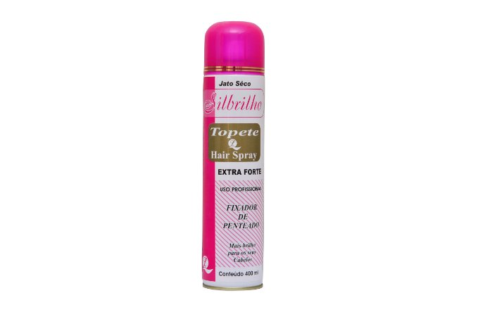 HAIR SPRAY EXTRA FORTE 400ML  - Spray fixador