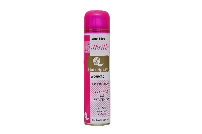 HAIR SPRAY NORMAL 400ML - Spray fixador
