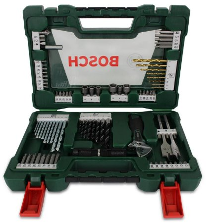 Estojo Acessórios 83PC V-Line - Bosch