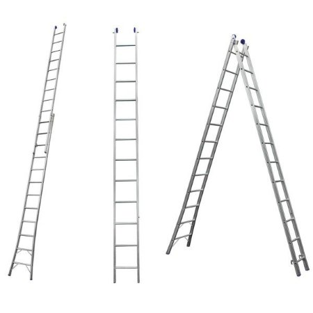 Escada Extensível 2x12 24 Degraus