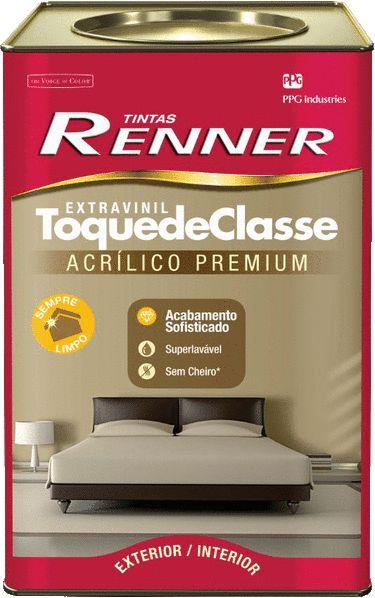 TOQUE CLASSE ACETINADO 18L RE1401 - RENNER