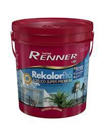 REKOLOR SEMIBRILHO 18L 900 BRANCO - RENNER