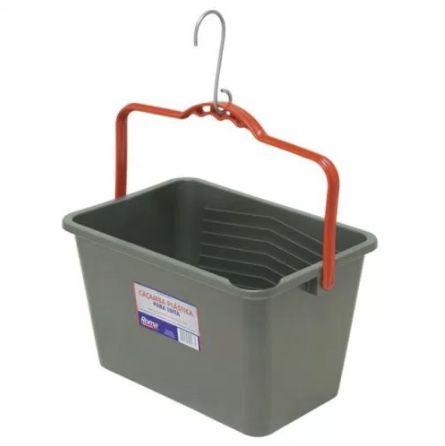 Caçamba plástica para tinta 10L - cód. 3121.20 - Roma