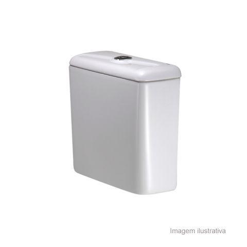 Caixa acoplada para bacia 3/6 litros ecoflush Thema branca Incepa